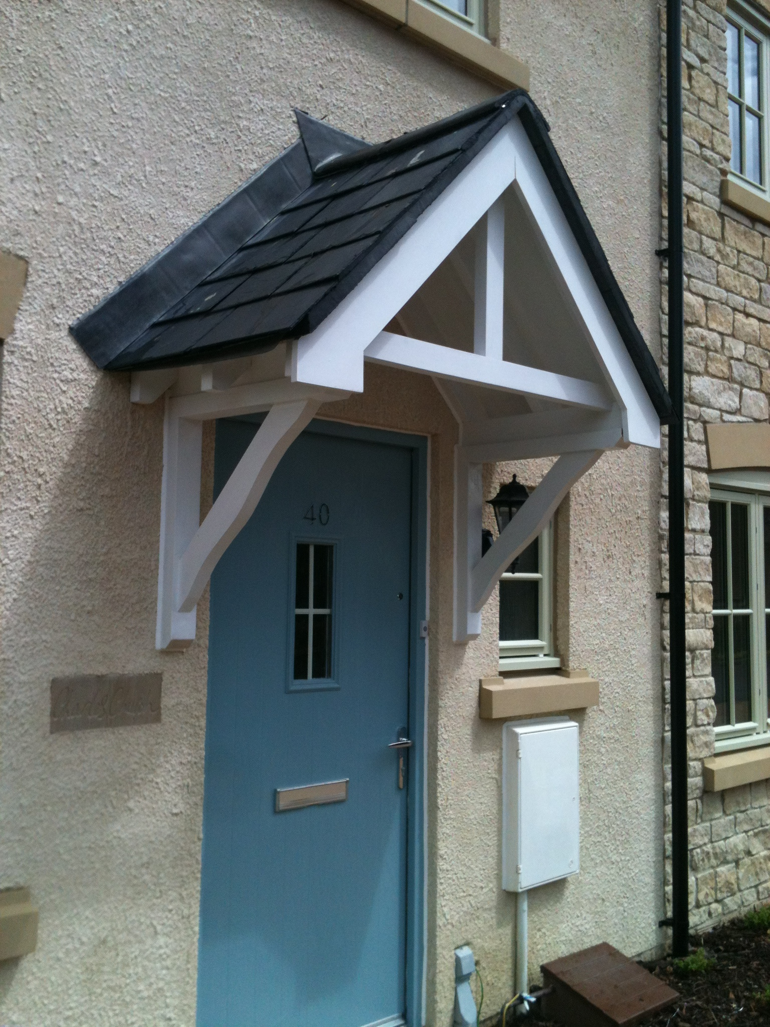 & Door surrounds  Door canopies Cheltenham